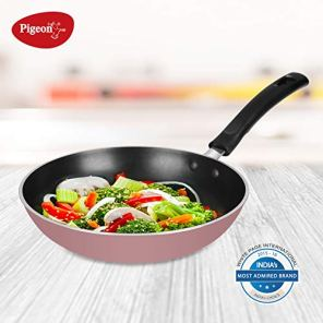 Pigeon-by-Stovekraft-Basics-Aluminium-Non-stick-Cookware-Set-Set-of-3-With-one-lid-Pink