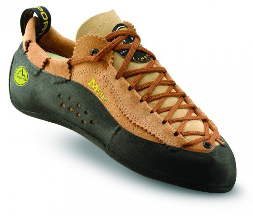 La Sportiva Mythos Rock Climbing Shoes - 40 - TERRA