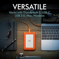 LaCie-Rugged-USB-C-5TB-External-Hard-Drive-Portable-HDD--USB-30-Drop-Shock-Dust-Rain-Resistant-Shuttle-Drive-for-Mac-and-PC-Computer-Desktop-Workstation-Laptop-1-Month-Adobe-CC-STFR5000800