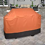 Griller's Guard Waterproof BBQ Grill Cover for Heavy Duty Outdoor Use - Cover Your Barbecue Grill Year Round - Winter Summer - Complete Protection 42' x 58' x 24'