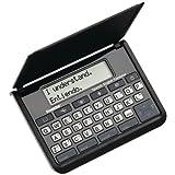 Franklin TES-121 Spanish-English Phrasebook & Translator, Model:TES121, Office Accessories & Supply Shop