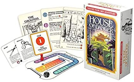 """Image result for House of Danger (Choose Your Own Adventure)"""""""