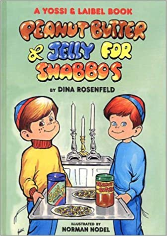 Image result for Peanut Butter and Jelly for Shabbos