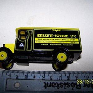 15 CWT Delivery Van – Bassett Lowke Ltd 51K3JR3EORL