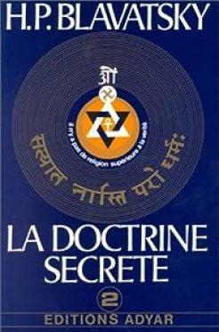 La doctrine secrète, tome 2 : Evolution du symbolisme par Blavatsky