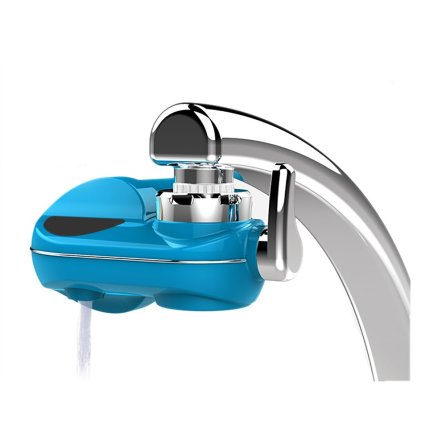 PowproFwat PP-JTP05 Horizontal Faucet Water Filter 5 Stages Mineral Filter Water Filter System