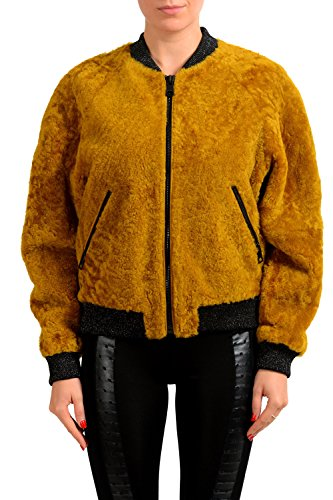 New with tags Country/Region of Manufacture: Italy Material: 100% Lamb Fur / 70% Acetate 22% Nylon 6% Polyester