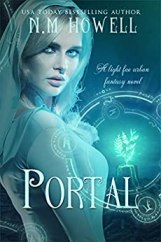 Portal: A light fae urban fantasy novel (Arcane Realms Book 1) by [Howell, N.M.]