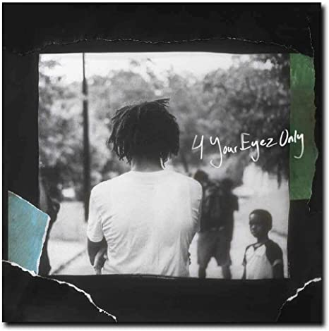 Amazon.com: J Cole Cover 4 Your Eyez Only Album Poster Hot - No Frame (17 x  17): Posters & Prints