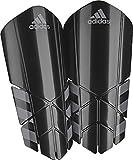 adidas Performance Ghost Lesto Shin Guard, Dark Grey, Medium