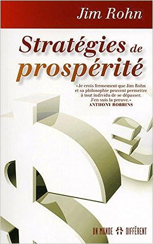 """Résultat de recherche d'images pour """"stratégie de prospérité jim rohn"""""""