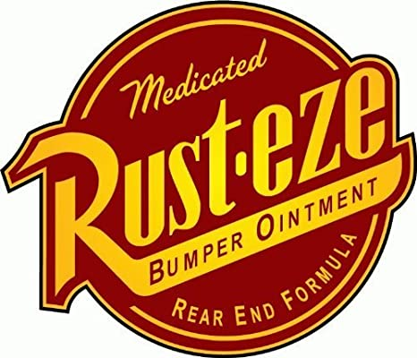 Image result for rust eze