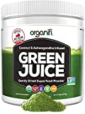 Organifi: Green Juice - Organic Superfood Supplement Powder - 30 Day Supply - USDA Certified Organic Vegan Greens- Hydrates and Revitalizes - Boost Immune System - Support Relaxation and Sleep
