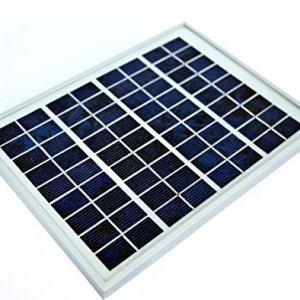 ECO-WORTHY Solar Panels 12 volt Solar Module Battery Charger