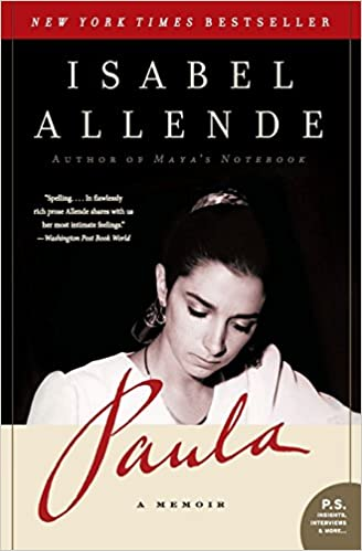 Paula Isabel Allende Mother's Day books for adults