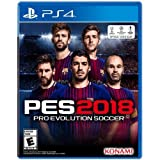 Pro Evolution Soccer 2018 - Standard Edition - PlayStation 4