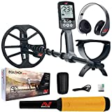 Minelab EQUINOX 600 Multi-IQ Metal Detector with Pro-Find 15 Pinpointer