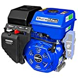 DuroMax XP18HP 18 HP Recoil Start Go Kart Log Splitter Gas Power Engine Motor
