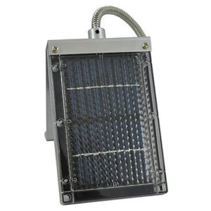 Wgi Innovations/Ba Products SP-6V1 Solar Panel to Recharge Feeder Battery, 6-Volt