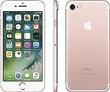 Apple iPhone 7 , GSM Unlocked, 128GB - Rose Gold (Renewed)