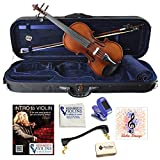 Bunnel Premier Student Violin Outfit (1/2) Size