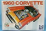 MPC 830 1960 Corvette 1/25 scale plastic model kit