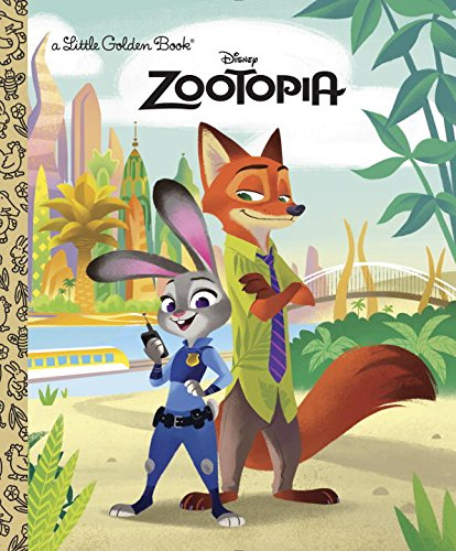 Audiobooks Zootopia Little Golden Book Disney Zootopia Free Download Online Books Read Download