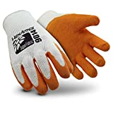 HexArmor SharpsMaster II 9014 Needle Resistant Seamless Gloves with Wrinkle Rubber Coated Palm
