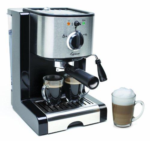 CaCapresso EC100 Semi Automatic Pump Espresso and Cappuccino Machine
