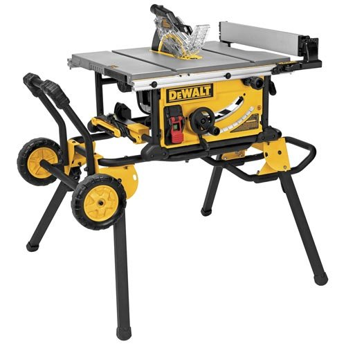 DEWALT DWE7491RS 10-Inch Jobsite Table Saw Review