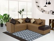 Muebles-Casa-Coral-CASA003-Five-Seater-Sofa-with-Storage-Tan-Brown