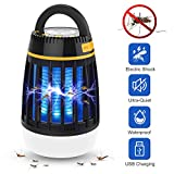 MILLENNIALS OUTDOORS Electronic Insect Killer, Mosquito Killer, Bug Zapper Outdoor and Indoor 3 in 1 Lamp Killer