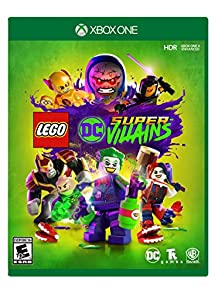 LEGO DC Super-Villains Become the best villain the universe has seen in this all-new LEGO adventure! For the first time, a LEGO game is giving players the ability to play as a super-villain throughout the game, unleashing mischievous antics and wreaking havoc in an action-packed, hilarious story written in collaboration with DC Comics. Joined by renowned DC Super-Villains: The Joker, Harley Quinn, Lex Luthor, Deathstroke, Killer Frost, Sinestro, and countless others from the Legion of Doom, players will set out on an epic adventure to ensure their villainy remains unrivaled. Platforms: Nintendo Switch, PlayStation 4, Xbox One, PC ESRB Rating: E10+