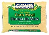 Goya Fine Yellow Corn Meal 24 oz | Harina de Maiz Amarilla 24 oz