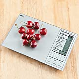 Perfect Portions Digital Nutrition Food Scale