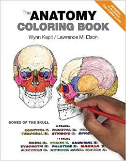 The Anatomy Coloring Book Co Uk Wynn Kapit Lawrence M Netter S With Student Consult Access John T Hansen Phd 9780323187985 Canada