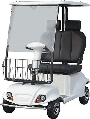 Alpenmobil Komfort Family 2-Sitzer - Altersgerechtes Behindertenfahrzeug / Invalidenfahrzeug für Senioren oder Personen mit einer Gehbehinderung von Alpenlift