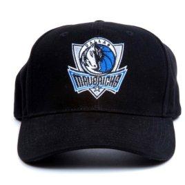 NBA Dallas Mavericks LED Light-Up Logo Adjustable Hat