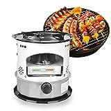 IMSHI 5.2L Universal Mini Handy Outdoor Kerosene Stove Burner Camping Oil Heaters