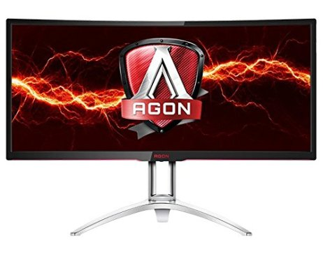 AOC Agon AG352UCG Curved Gaming MonitorBlack Friday Deals 2019