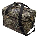 AO Coolers Original Soft Cooler with High-Density Insulation, Mossy Oak, 48-Can