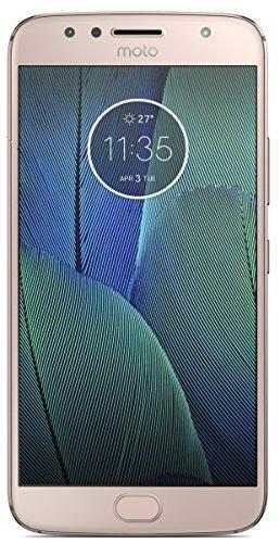 51LLEaeBxDL - Motorola G5s Plus (Blush Gold, 64GB)