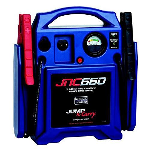 Clore Automotive Jump-N-Carry JNC660 1700 Peak Amp Jump Starter