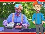 Detective Blippi Video for Children - Police Videos for Kids