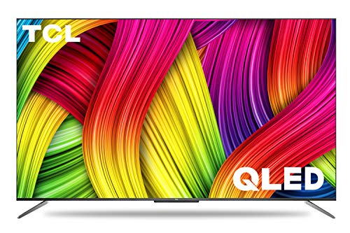 TCL 165.1 cm (65 inches) 4K Ultra HD Certified Android Smart QLED TV 65C715 (Metallic Black) (2020 Model) | with Voice Control 99