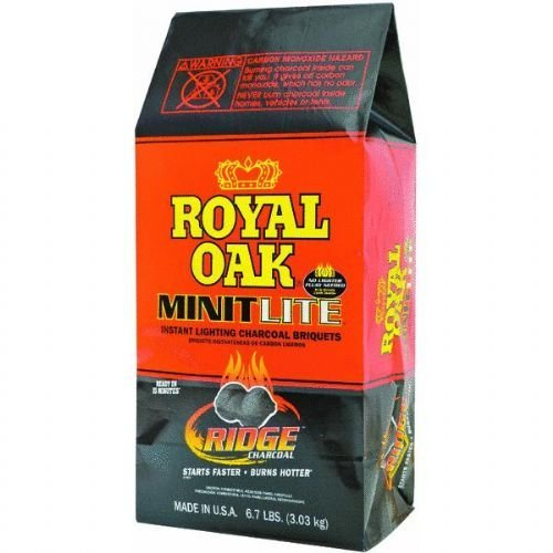 Royal Oak 198-200-047 Minit Lite Charcoal Briquets
