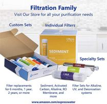 Express-Water--2-Year-Deionization-Reverse-Osmosis-System-Replacement-Filter-Set--20-Filters-with-100-GPD-RO-Membrane--10-inch-Size-Water-Filters