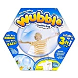 Wubble The Amazing Bubble Ball - Looks Like a Bubble, Plays Like a Ball! Blue