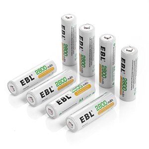 EBL AA AAA Battery / Battery Charger