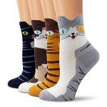 Cats Socks for woman | Cat Crazy - Cat Products Shop | Kattengekte.com
